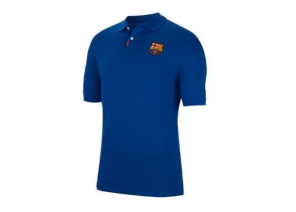 Miesten jalkapallopaita Polo Nike FC Barcelona M AT4329-485