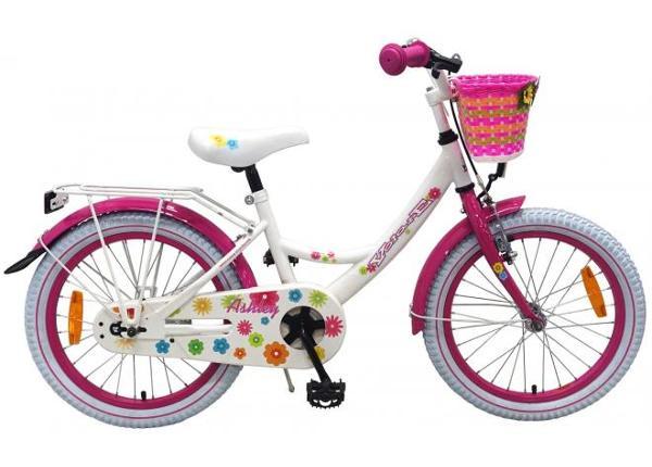 """Tyttöjen polkupyörä Ashley 18"""" Volare"""