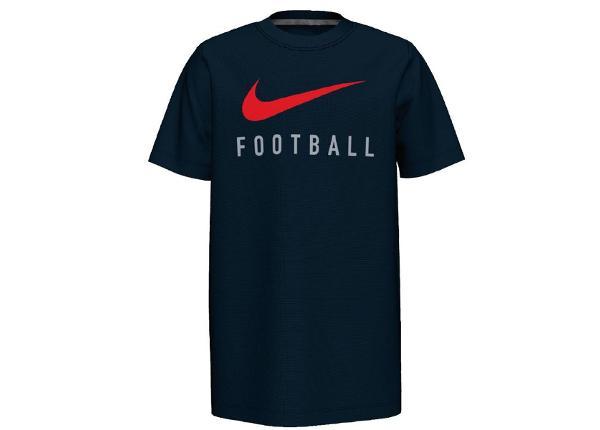 Miesten vapaa-ajanpaita Nike Dry Tee Swoosh Foootball Junior BQ8442-010