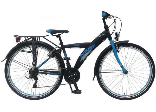 """Городской велосипед для мальчиков Volare Thombike City Shimano 21 передачи 26"""" 2"""