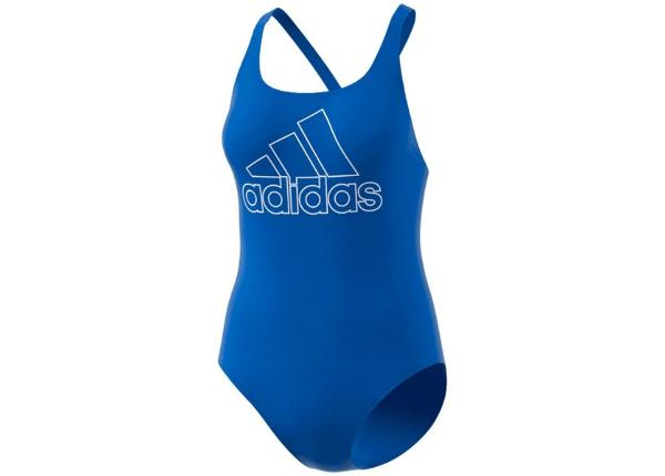 Naisten uimapuku adidas Fit Suit Bos W DY5901