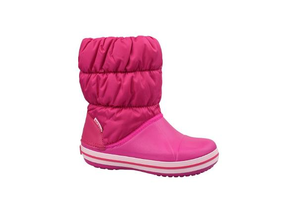 Lasten talvisaappaat Crocs Winter Puff Boot Jr 14613-6X0