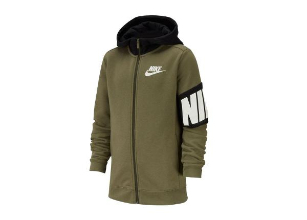 Lasten huppari Nike NSW Core Amplify FZ JR BV3649-222