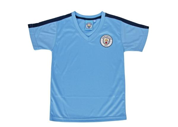 Lasten jalkapallopaita Manchester City Junior SR0575K