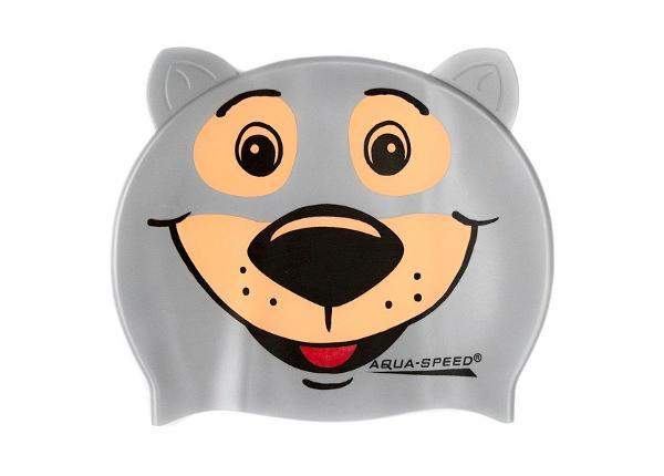 Lasten uimalakki Aqua-Speed ZOO Bear
