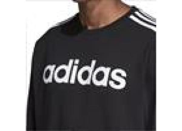 Мужская толстовка adidas Essentials 3S Crew FL M DQ3084