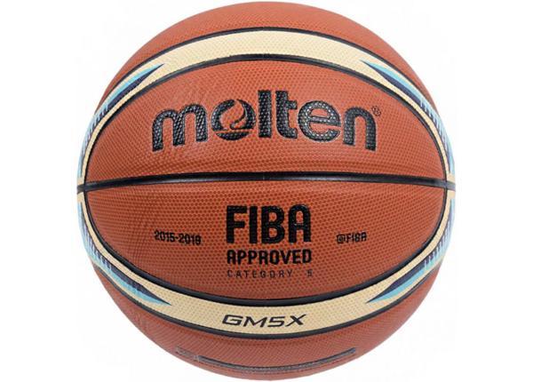 Koripallo Molten BGM5X CL Champions League Fiba