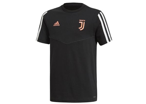 Детская футболка adidas Juventus Tee Y Junior DX9133