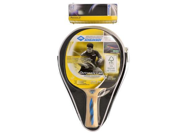 Комплект для настольного тенниса DONIC Ovtcharov Line 500
