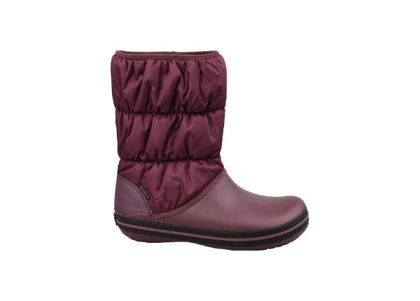 Naisten talvisaappaat Crocs Winter Puff Boot W 14614-607