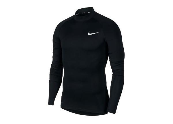 Miesten lämmin aluspaita Nike Pro Top LS Tight Mock M BV5592-010