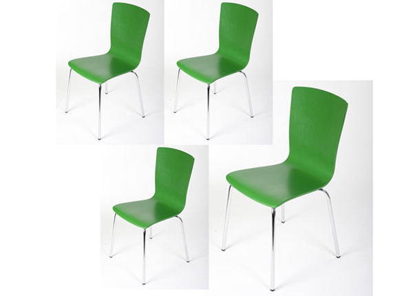 Tuoli PLAZA NEW, 4 kpl BL-21547