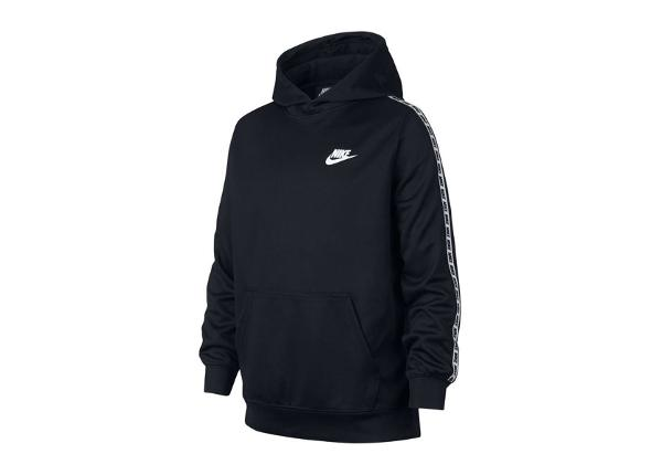 Lasten huppari Nike NSW Repeat PO Hoodie Junior AV8389-010