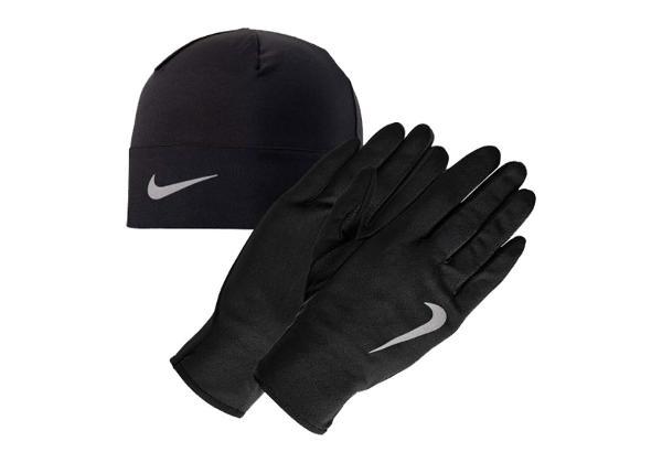 Spordimüts koos treeningkinnastega Nike Run Dry Set NRC37-082