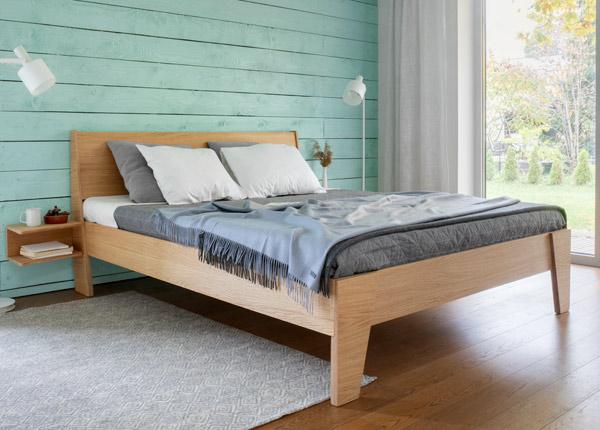 Radis sänky Huh 160x200 cm + 2 yöpöytää RB-216056