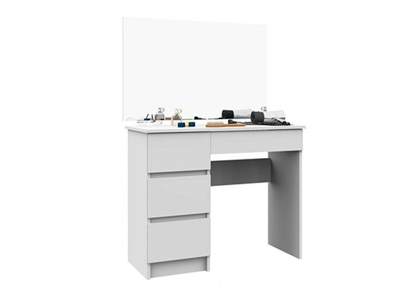 Kampauspöytä peilillä TF-216177