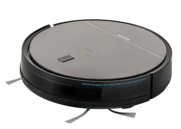 Robottolmuimeja Sencor SRV2230TI mopiga