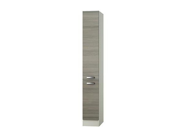Высокий выдвижной кухонный шкаф Vigo 30 cm