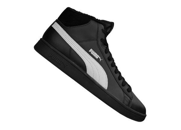 Детская повседневная обувь Puma Smash V2 Mid L Fur JR 366895-05