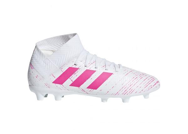 Детские футбольные бутсы adidas Nemeziz 18.3 FG JR CM8506