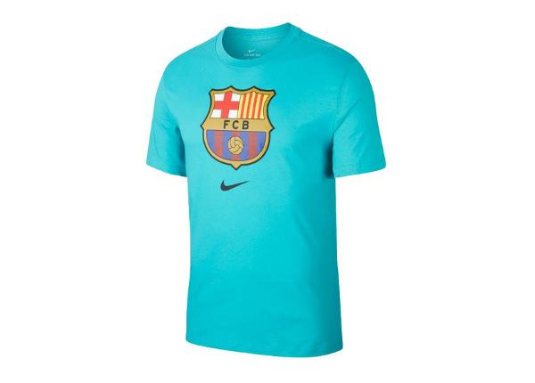 Мужская футболка Nike FC Barcelona Evergreen Crest 2 M CD3115-309