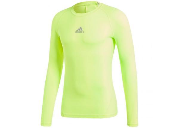 Miesten kompressiopaita Adidas Alphaskin Sport LS Tee CW9509