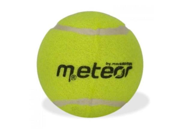 Tennisepallide komplekt Meteor 3 tk