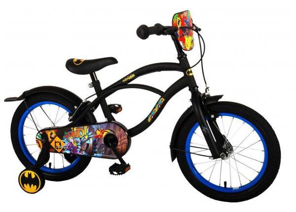 "Lasten polkupyörä Batman 16"" Volare"