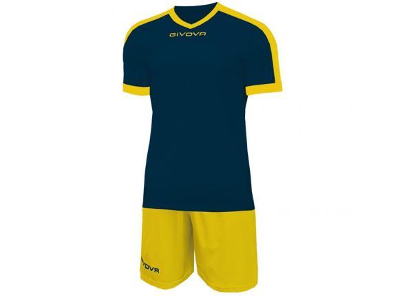 Miesten jalkapalloasu Givova Kit Revolution KITC59 0407