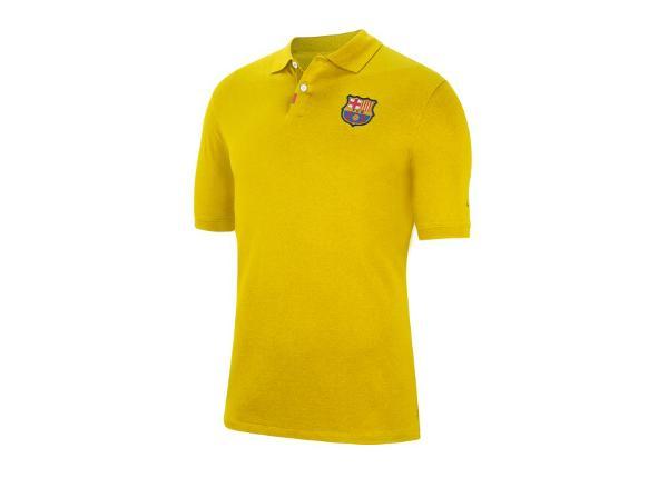 Jalgpallisärk meestele Polo Nike FC Barcelona M AT4329-726