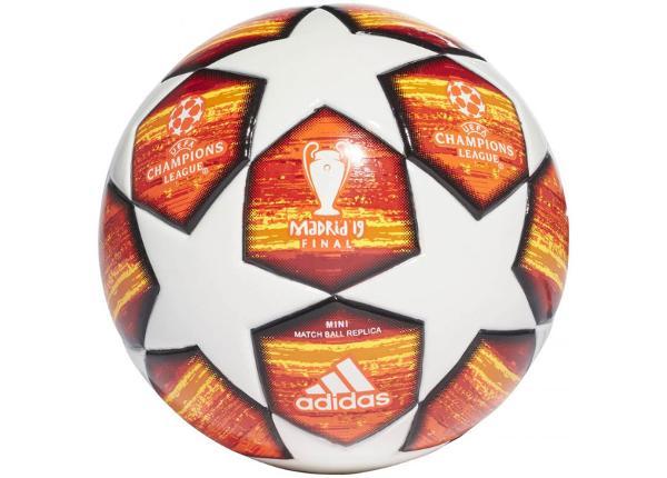 Футбольный мяч adidas Finale M Mini DN8684