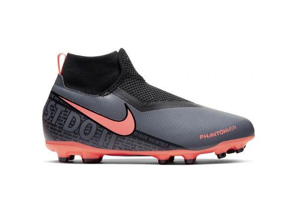 Детские футбольные бутсы Nike Phantom VSN Academy DF FG/MG JR AO3287 080