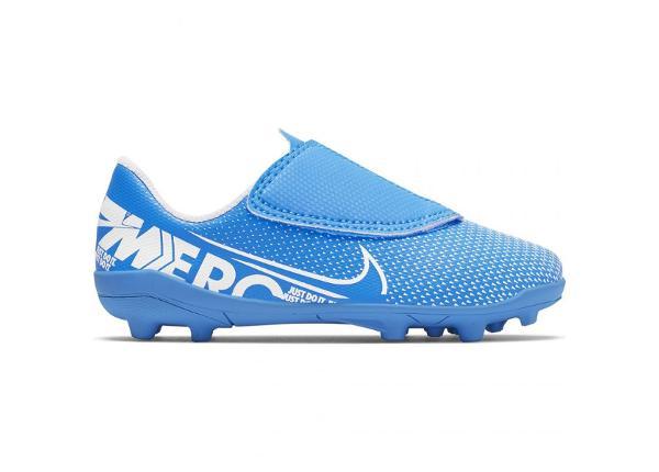 Детские футбольные бутсы Nike Mercurial Vapor 13 Club MG JR AT8162 414