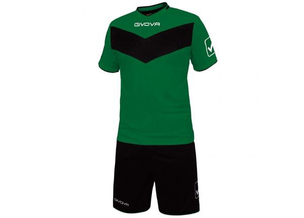 Мужская футбольная форма Givova Kit Vittoria KITT04 1310