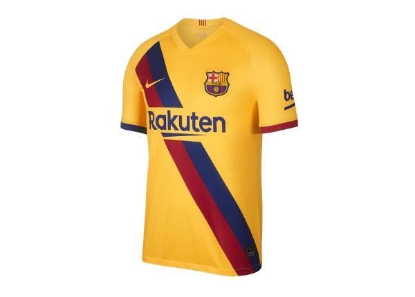 Мужская футболка Nike FC Barcelona Breathe Stadium Away 19/20 M AJ5531-728