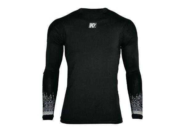 Вратарская рубашка для мужчин KEEPERsport Undershirt PowerPadded m KS60003-999