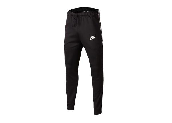 Lasten verryttelyhousut Nike NSW Repeat Pant Poly JR AV8388-010