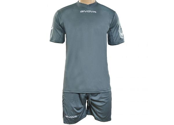 Мужская футбольная форма Givova Kit Givova KITC48 0023