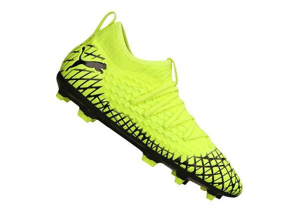 Детские футбольные бутсы Puma Future 4.3 NETFIT FG / AG JR 105693-03