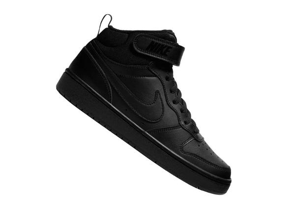 Vabaajajalatsid lastele Nike JR Court Borough Mid 2 Jr CD7782-001