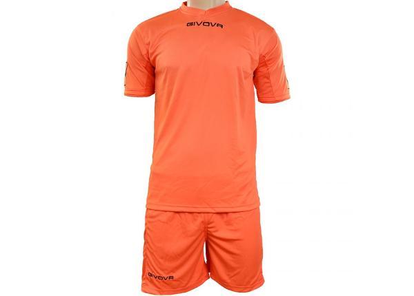 Мужская футбольная форма Givova Kit Givova KITC48 0001
