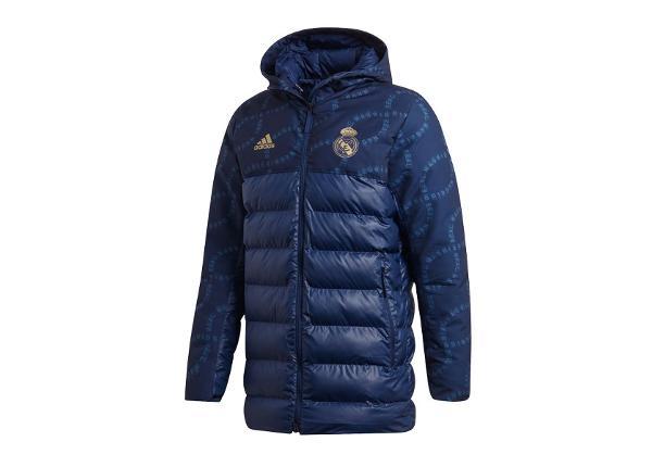 Miesten kuoritakki Adidas Real Madrid SSP PAD Jacket M DX8706
