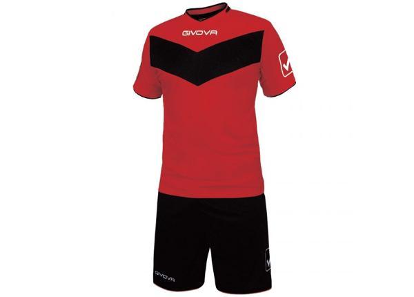 Мужская футбольная форма Givova Kit Vittoria KITT04 1210