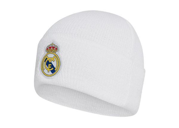 Мужская зимняя шапка adidas Real Madrid Woolie M DY7725