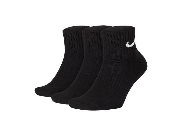 Spordisokkide komplekt meestele Nike Everyday Cushion Ankle 3-pakk M SX7667-010