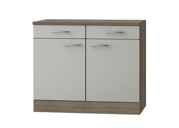 Alumine köögikapp Arta 100 cm
