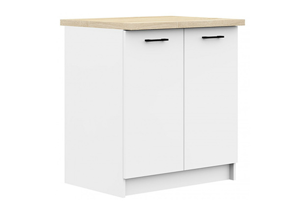 Alumine köögikapp 80 cm