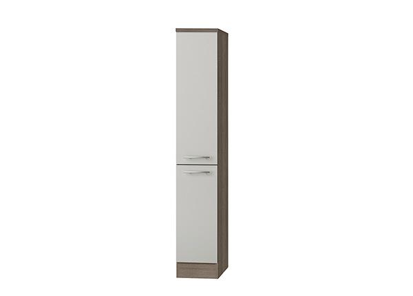 Puolikorkea ulosvedettävä keittiönkaappi Arta 30 cm