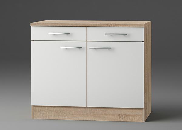 Alumine köögikapp Dakar 100 cm