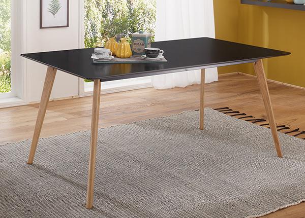 Ruokapöytä Scanio 120x80 cm